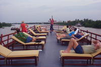 Le Cochinchine Cruises Itinerary - Mekong Delta Cruise